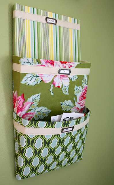 Best ideas about DIY Mail Organizer Cardboard . Save or Pin DIY Home Sweet Home 5 Inspiring Mail Organizers Now.