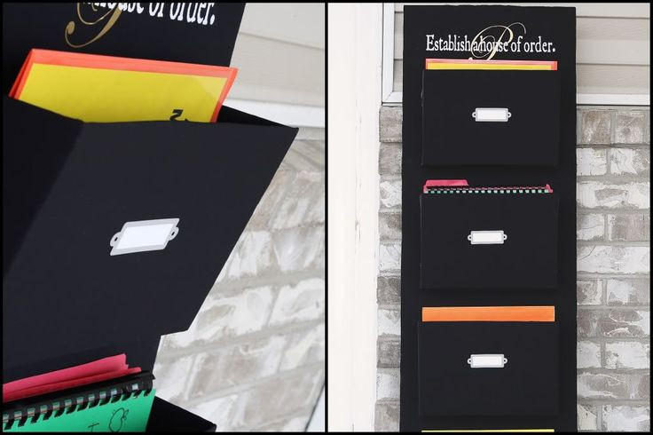 Best ideas about DIY Mail Organizer Cardboard . Save or Pin Best 25 Wall file organizer ideas on Pinterest Now.
