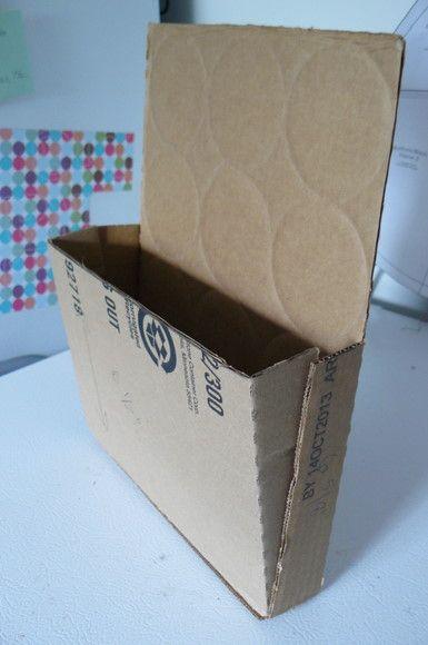 Best ideas about DIY Mail Organizer Cardboard . Save or Pin 17 Best ideas about Cardboard Box Storage on Pinterest Now.