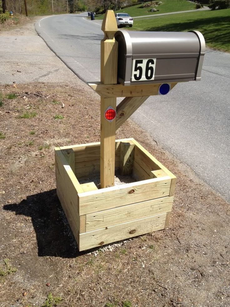 Best ideas about DIY Mailbox Plans . Save or Pin How To Build A Brick Mailbox Post WoodWorking Projects Now.
