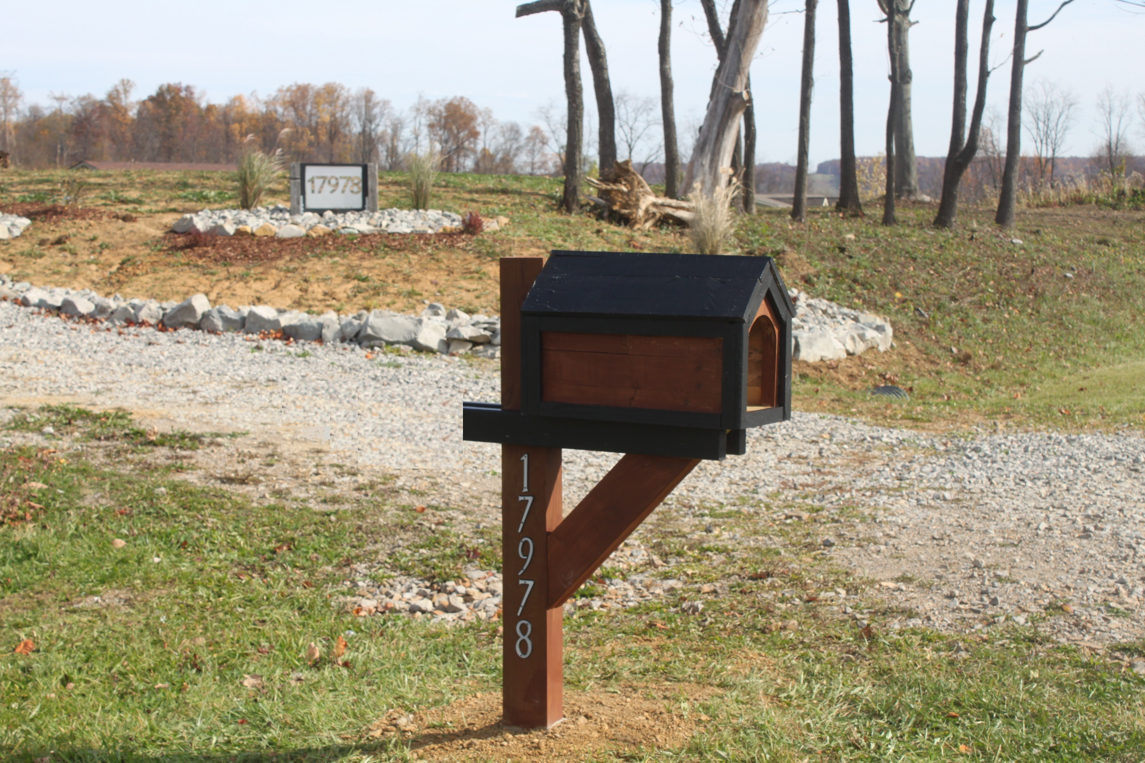 Best ideas about DIY Mailbox Plans . Save or Pin How to Build Diy 4x4 Mailbox Post Plans PDF Plans Now.