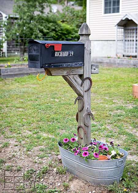 Best ideas about DIY Mailbox Post Ideas . Save or Pin Diy Mailbox Ideas With The Stunningly Unique Style Diyever Now.