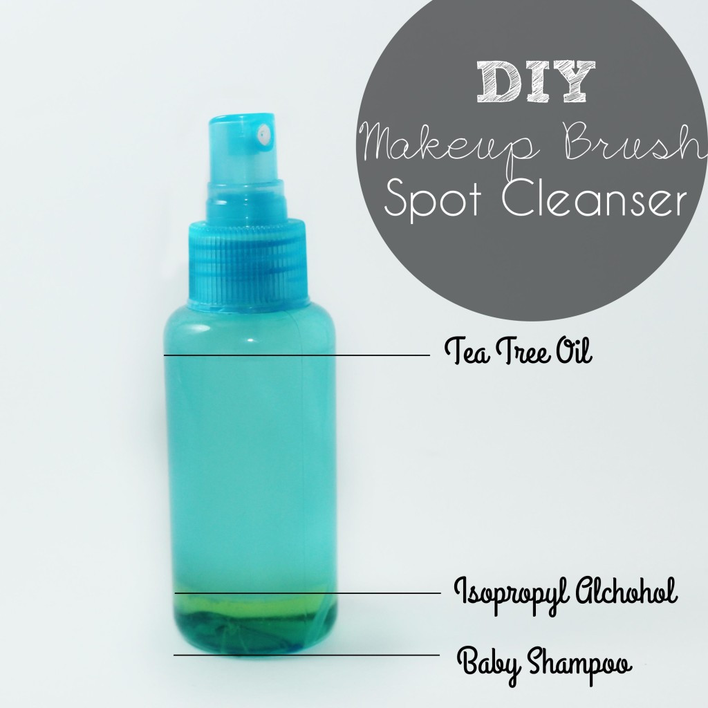 Best ideas about DIY Makeup Brush Cleaner . Save or Pin DIY Makeup Brush Spot Cleanser – This Pug Life Now.