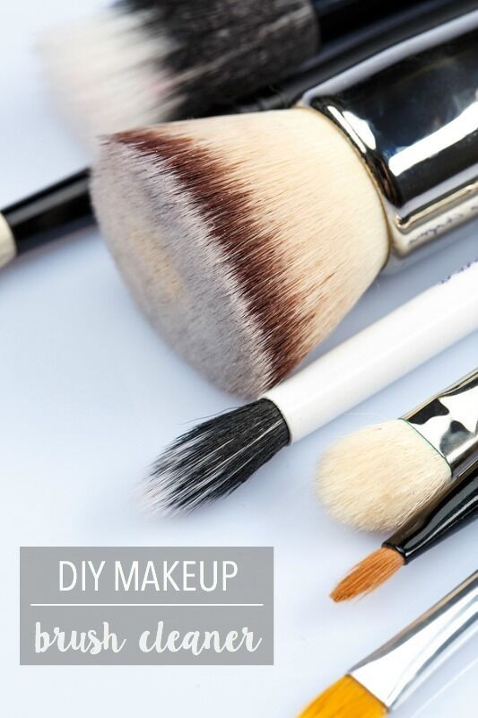 Best ideas about DIY Makeup Brush Cleaner . Save or Pin DIY MAKEUP BRUSH CLEANER Now.