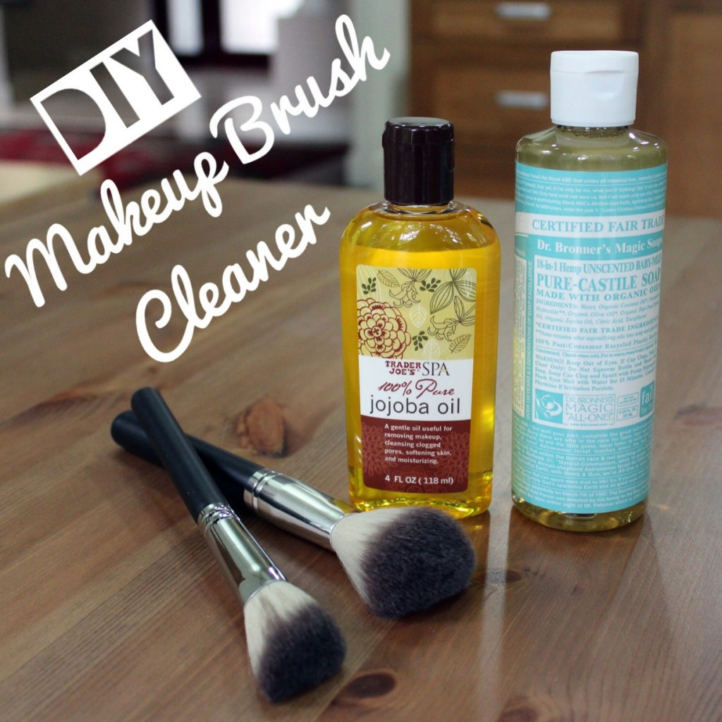 Best ideas about DIY Makeup Brush Cleaner . Save or Pin Great Recipes for Homemade Makeup Brush Cleansers Now.