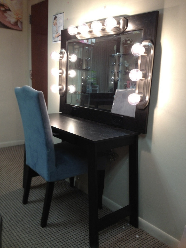 Best ideas about DIY Makeup Mirrors With Lights . Save or Pin Decors Professional Grade Vanity Girl Hollywood Mirror Now.