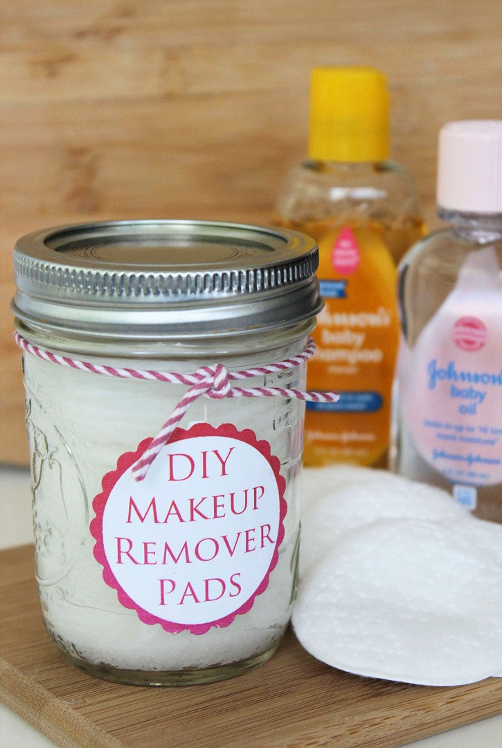 Best ideas about DIY Makeup Remover . Save or Pin Homemade Make Up Remover Pads How to Make Your Own Now.