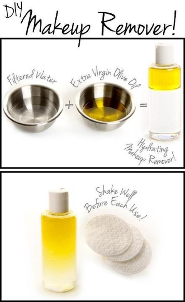 Best ideas about DIY Makeup Remover . Save or Pin Top 10 DIY Coconut Oil Beauty Products Top Inspired Now.