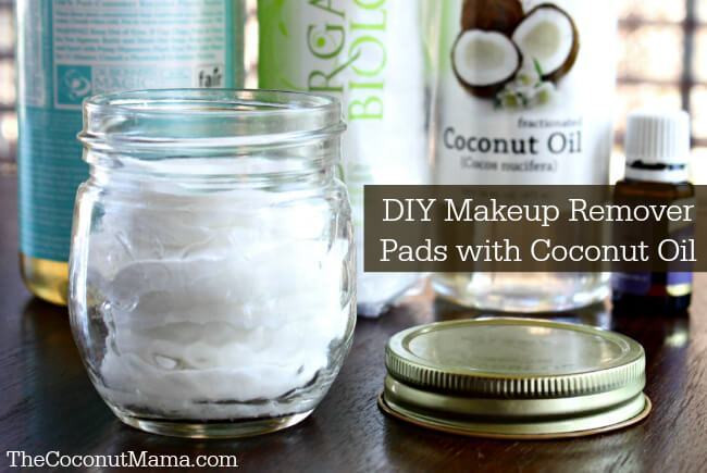 Best ideas about DIY Makeup Remover . Save or Pin Homemade Makeup Remover Pads The Coconut Mama Now.