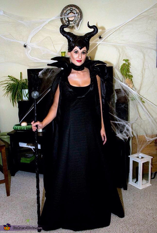 Best ideas about DIY Maleficent Costume . Save or Pin DIY Maleficent Costume for Women Now.