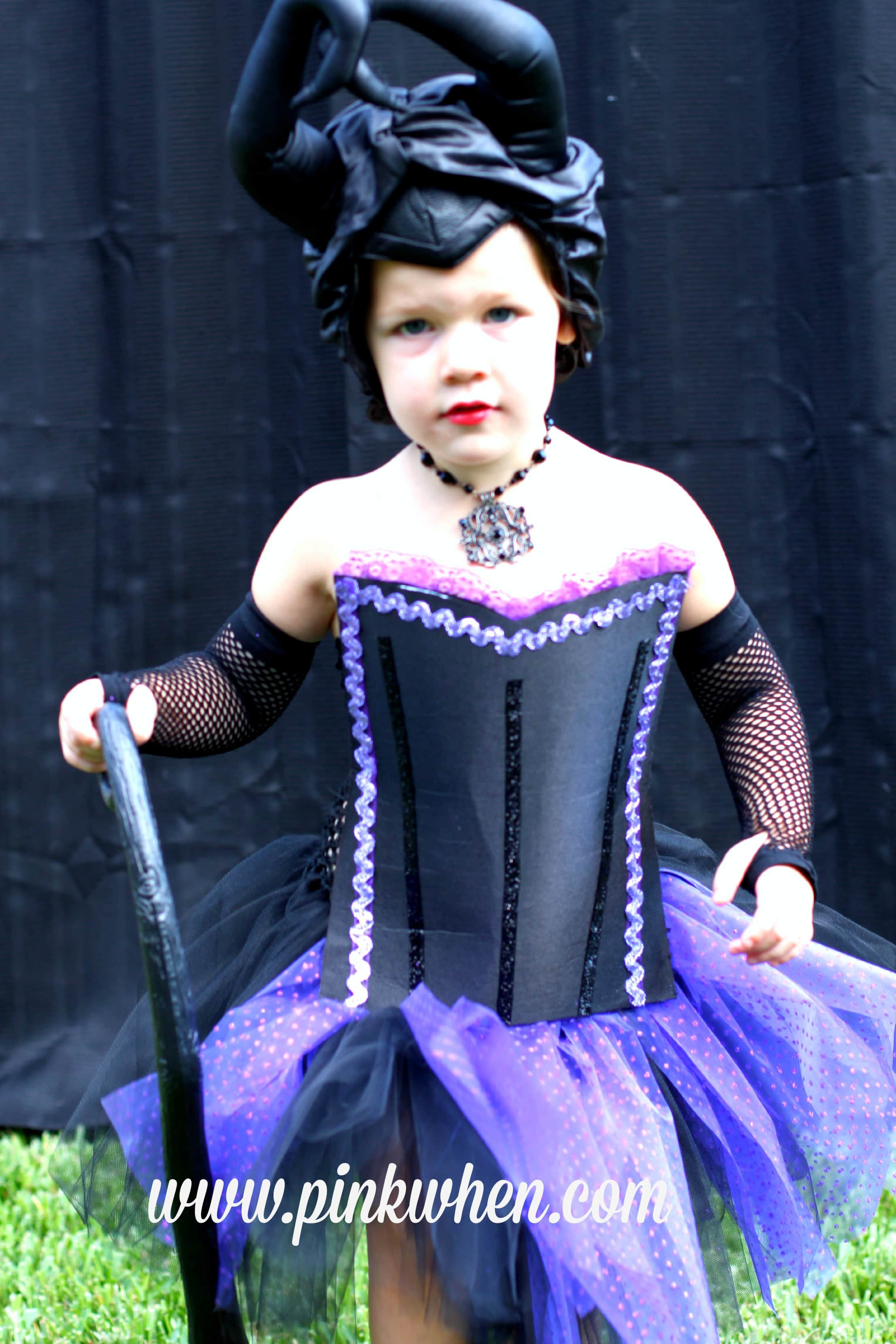 Best ideas about DIY Maleficent Costume . Save or Pin DIY No Sew Maleficent Costume Page 2 of 2 Now.