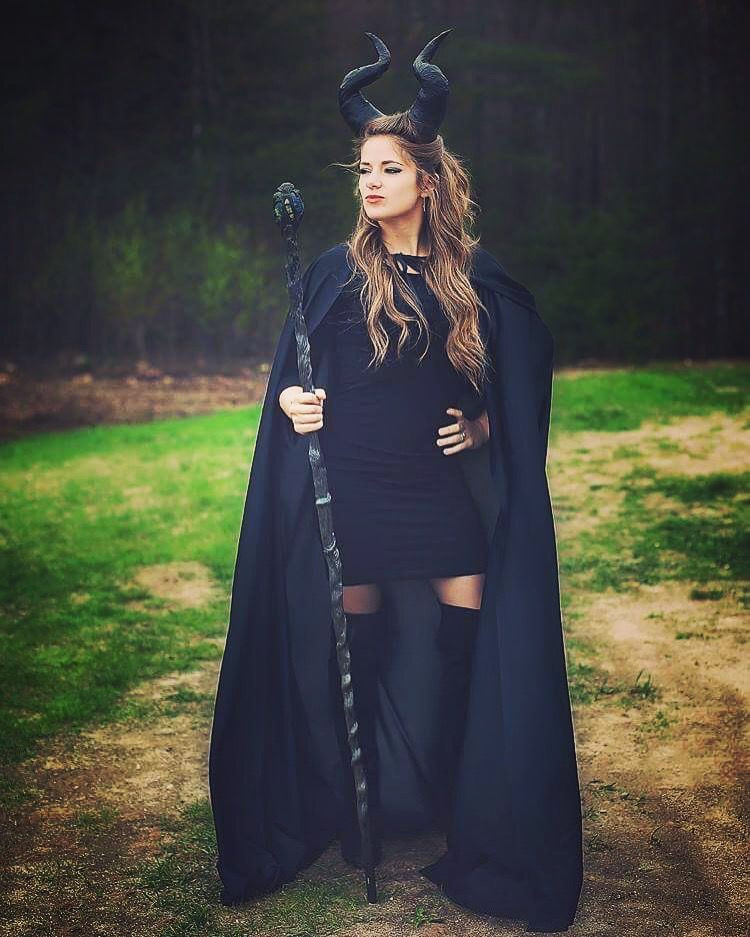 Best ideas about DIY Maleficent Costume . Save or Pin 16 DIY Disney Inspired Halloween Costumes Now.