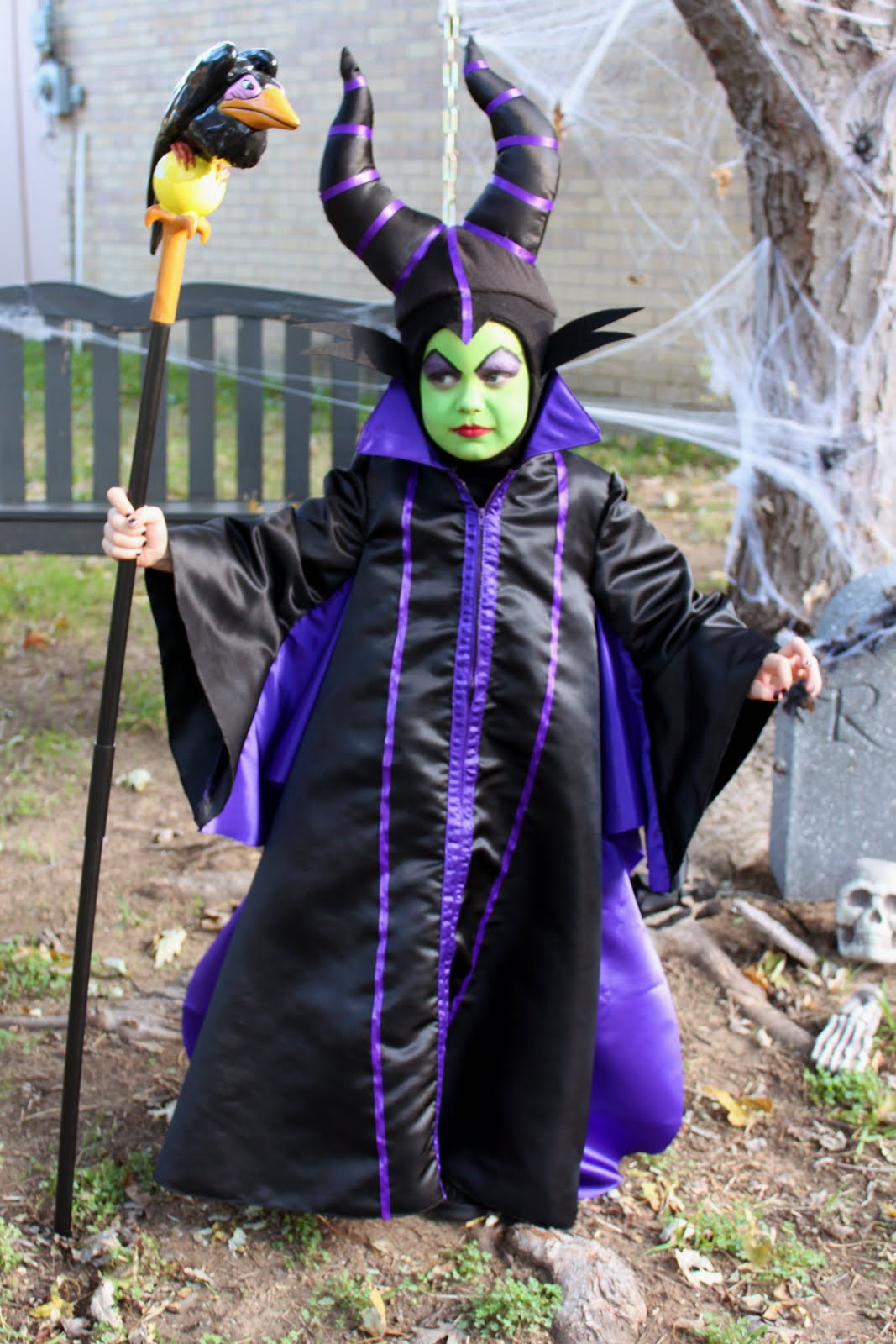 Best ideas about DIY Maleficent Costume . Save or Pin sweet savannah Maleficent the Magnificent Now.