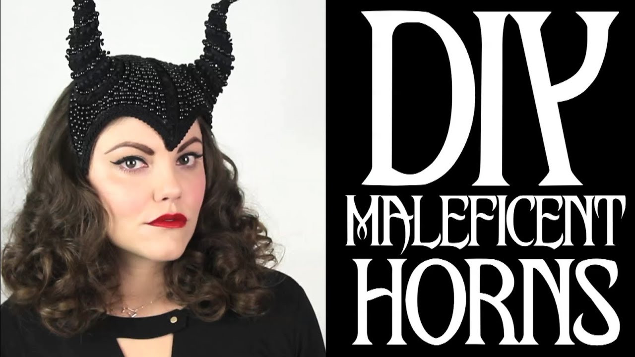 Best ideas about DIY Maleficent Horns . Save or Pin DIY Maleficent Inspired Horns Now.