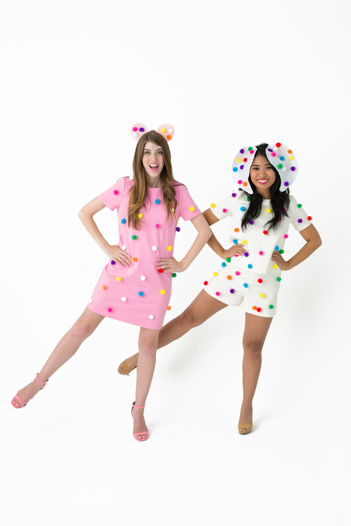 Best ideas about DIY M&M Costume . Save or Pin DIY Frosted Animal Cookie Costume Studio DIY Now.