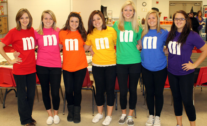 Best ideas about DIY M&M Costume . Save or Pin DIY Halloween Costumes – Custom T Shirts Style Now.