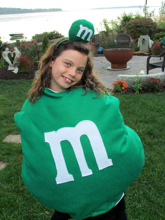 Best ideas about DIY M&M Costume . Save or Pin m costume from felt diy halloween Pinterest Now.