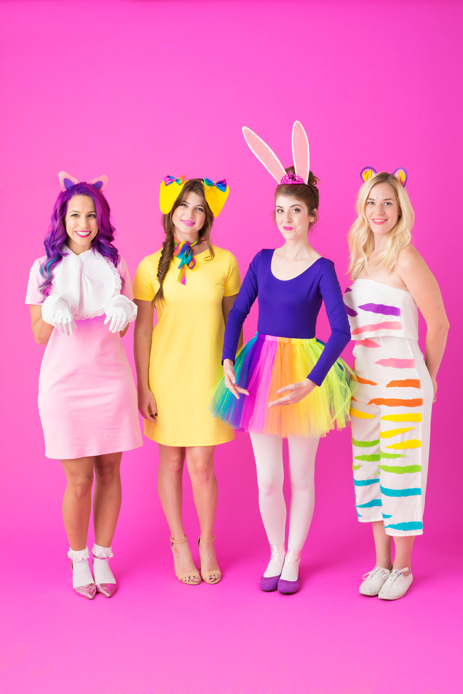 Best ideas about DIY M&M Costume . Save or Pin DIY Lisa Frank Costumes Round 2 Studio DIY Now.
