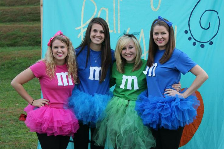 Best ideas about DIY M&M Costume . Save or Pin m&m costumes Sorority T Shirts Pinterest Now.