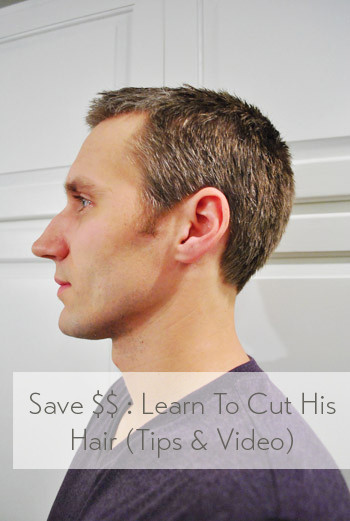 Best ideas about Diy Mens Haircuts . Save or Pin How To Cut Your Man s Hair Tips & Video Now.