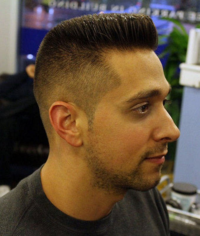 Best ideas about Diy Mens Haircuts . Save or Pin Top 6 DIY Easy Buzz Haircut Styles for Men Infographic Now.