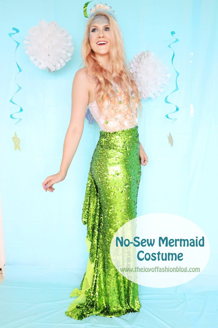 Best ideas about DIY Mermaid Halloween Costumes . Save or Pin Best 25 Homemade mermaid costumes ideas on Pinterest Now.