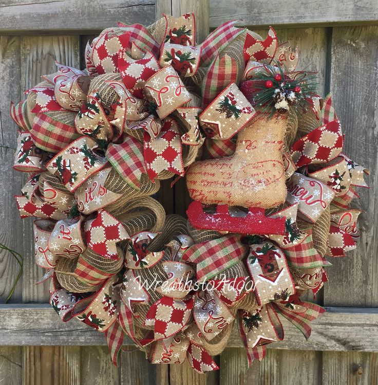 Best ideas about DIY Mesh Christmas Wreath . Save or Pin Best 25 Christmas mesh wreaths ideas on Pinterest Now.