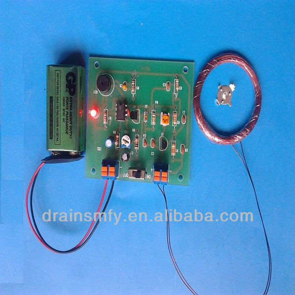 Best ideas about DIY Metal Detector Kit . Save or Pin DIY soldering metal detector kit View DIY soldering metal Now.