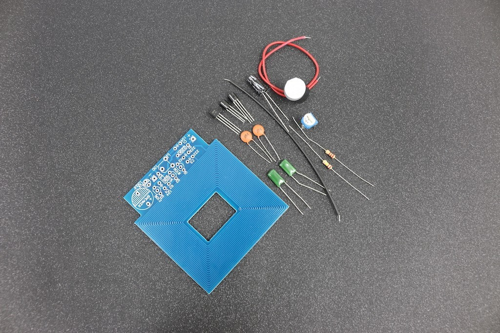Best ideas about DIY Metal Detector Kit . Save or Pin Portable Simple DIY Metal Detector Kit Green Electronics Now.