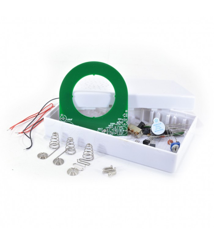 Best ideas about DIY Metal Detector Kit . Save or Pin DIY Metal Detector Kit Now.