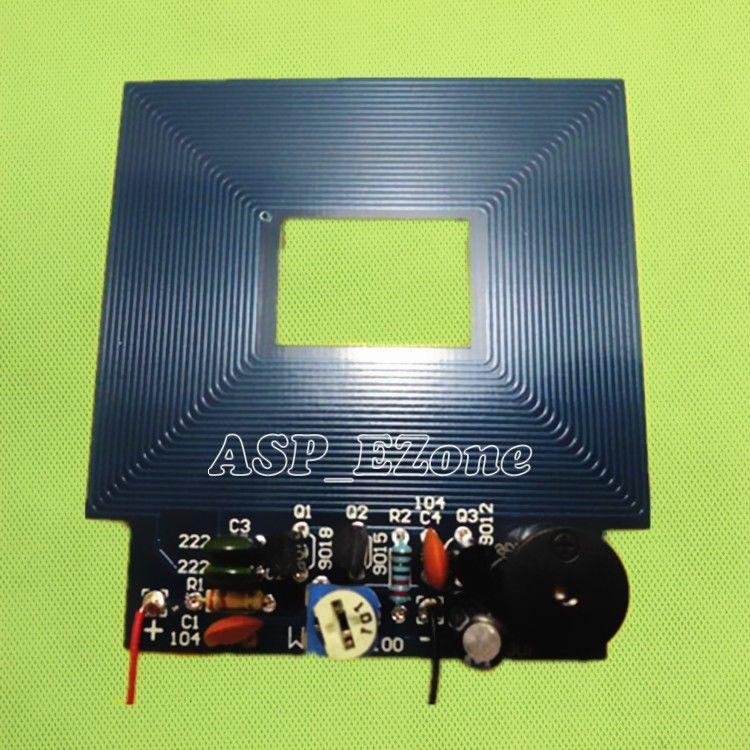 Best ideas about DIY Metal Detector Kit . Save or Pin DIY Kit Simple Metal Detector Metal Locator 3V-5V DC Now.