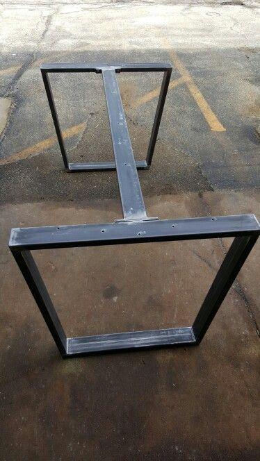 Best ideas about DIY Metal Table Legs . Save or Pin DVA Metal DIY Industrial Furniture Now.