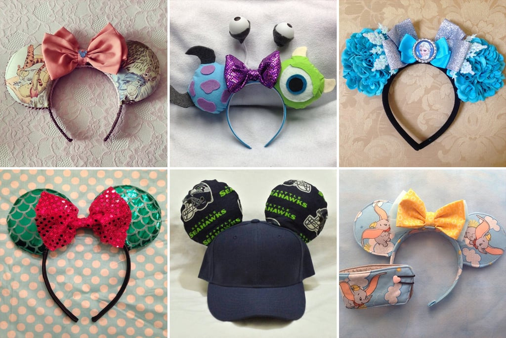 Best ideas about DIY Mickey Ears . Save or Pin Custom Mickey Ears Ideas Now.