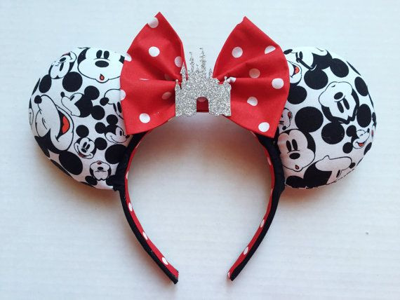 Best ideas about DIY Mickey Ears . Save or Pin 17 Best ideas about Mickey Mouse Ears on Pinterest Now.