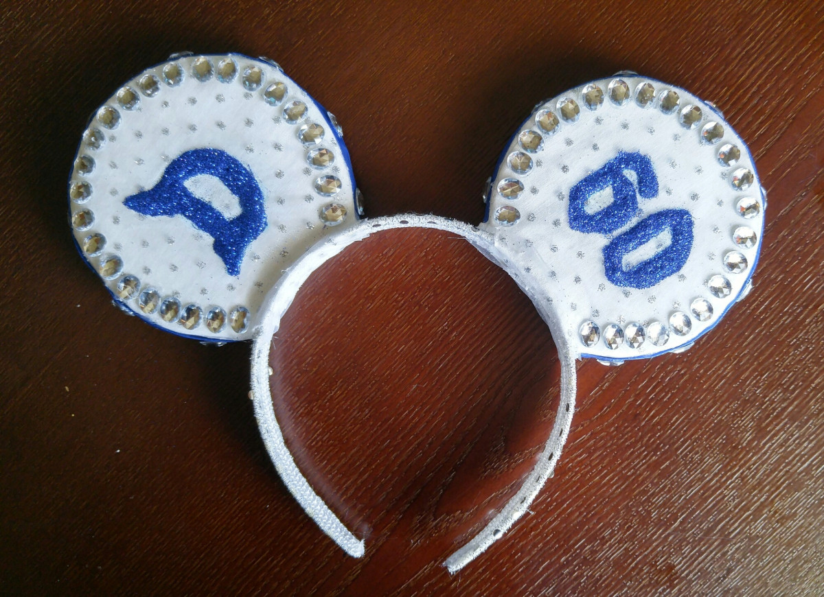 Best ideas about DIY Mickey Ears . Save or Pin DIY Mickey Ears – mamabicemakes Now.