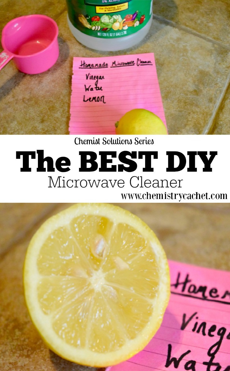 Best ideas about DIY Microwave Cleaner . Save or Pin Chemist Solutions Easy Effective BEST DIY Microwave Cleaner Now.