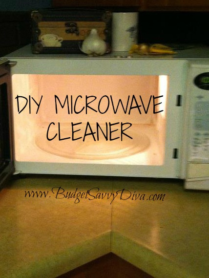 Best ideas about DIY Microwave Cleaner . Save or Pin DIY Microwave Cleaner Now.