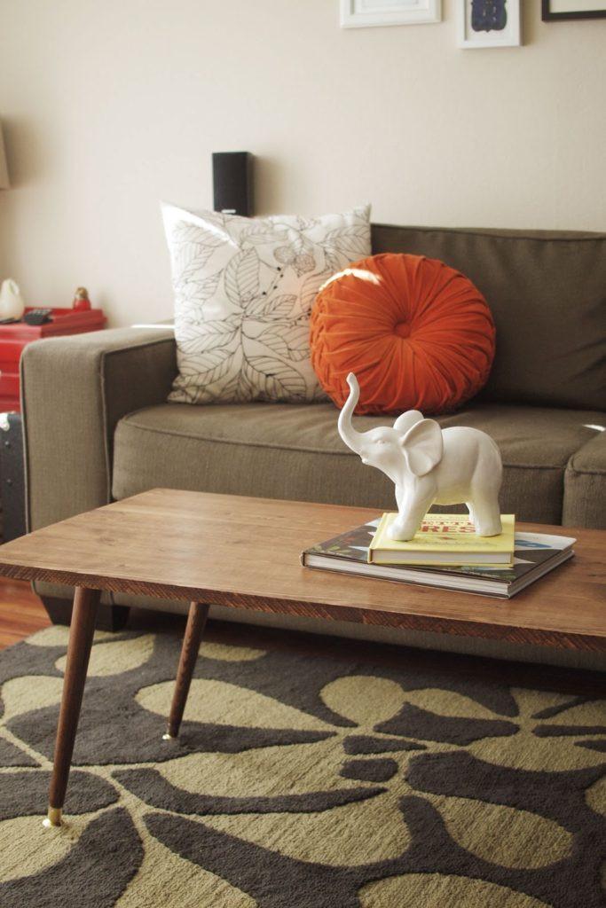 Best ideas about DIY Mid Century Modern Coffee Table . Save or Pin DIY Mid Century Modern Coffee Table – Jamie Bartlett Design Now.