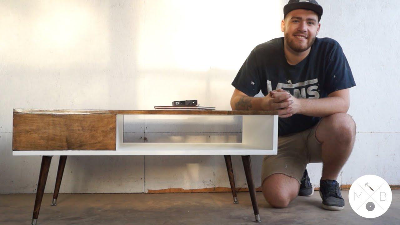 Best ideas about DIY Mid Century Modern Coffee Table . Save or Pin Mid Century Modern Coffee Table DIY Modern Builds Now.