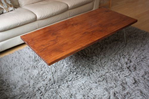 Best ideas about DIY Mid Century Modern Coffee Table . Save or Pin Picture DIY Mid Century Modern Coffee Table Now.