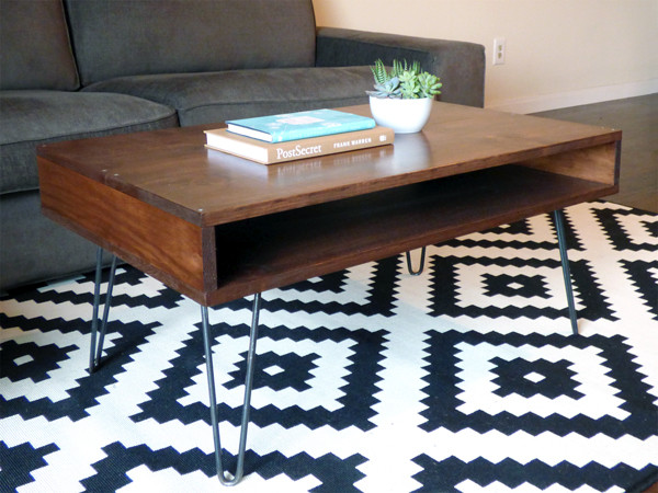 Best ideas about DIY Mid Century Modern Coffee Table . Save or Pin writing all my wrongs Now.