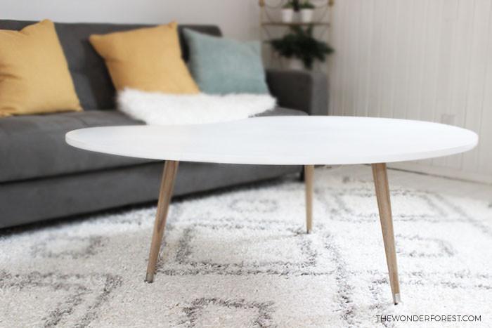 Best ideas about DIY Mid Century Modern Coffee Table . Save or Pin DIY Mid Century Modern Coffee Table Under $50 Wonder Now.
