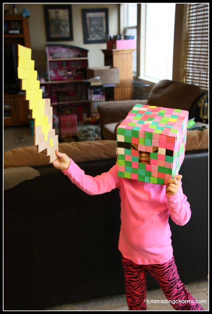 Best ideas about DIY Minecraft Costume . Save or Pin 17 Best images about Minecraft zombie pigman creepy on Now.