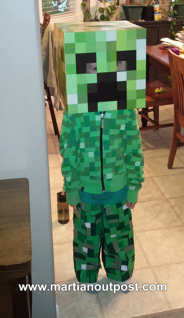 Best ideas about DIY Minecraft Costume . Save or Pin Martian Outpost – Just another WordPress site Now.