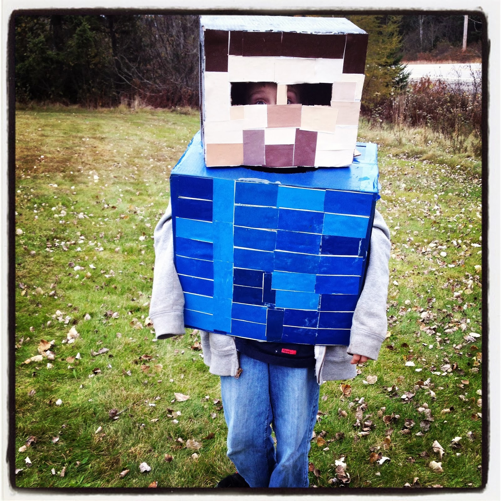 Best ideas about DIY Minecraft Costume . Save or Pin Crafty Kris DIY Minecraft Costume Now.