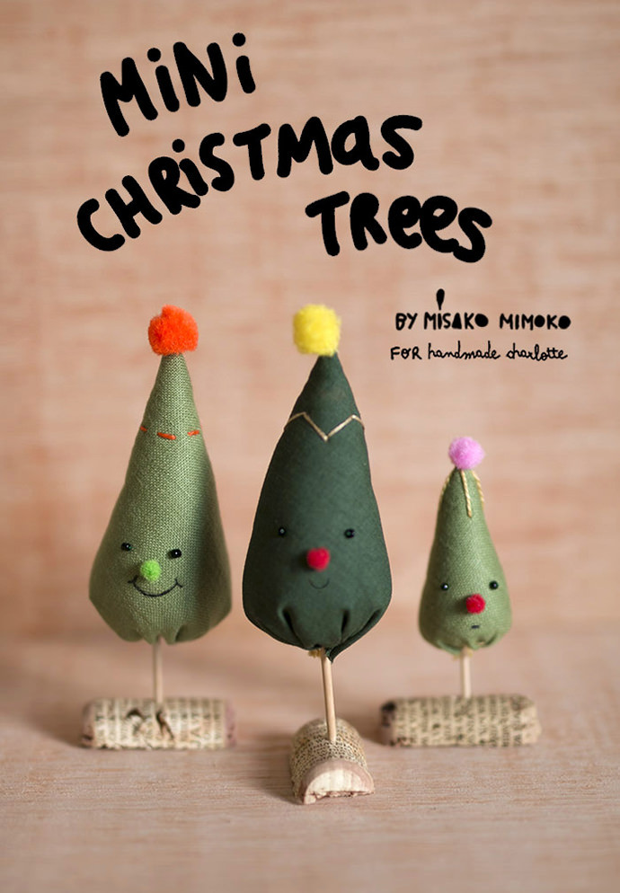 Best ideas about DIY Mini Christmas Trees . Save or Pin DIY Mini Christmas Trees Now.