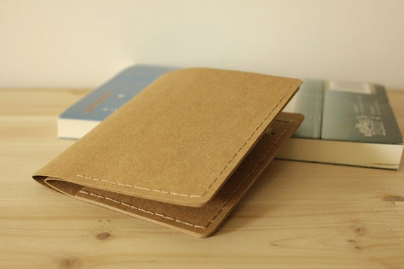 Best ideas about DIY Minimalist Wallet . Save or Pin DIY Washable Paper Wallet Kit Uni Wallet Travel by Now.
