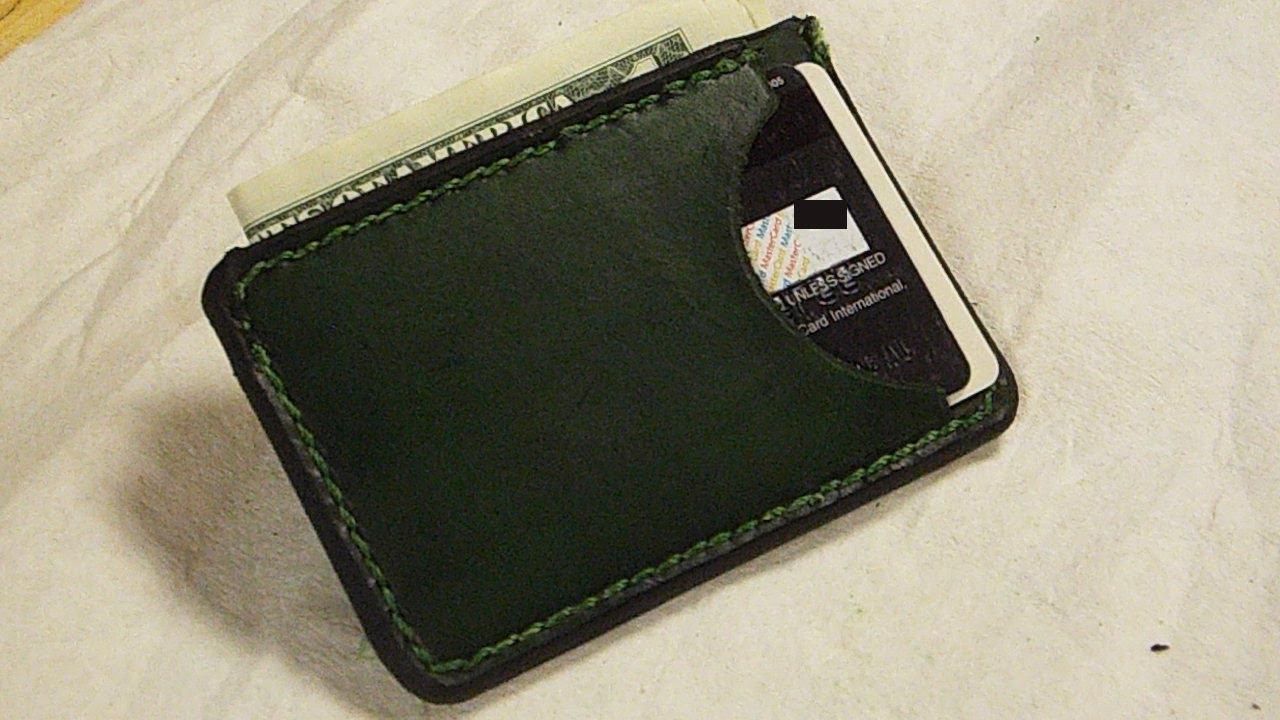 Best ideas about DIY Minimalist Wallet . Save or Pin GPW 74 DIY Minimalist wallet Now.