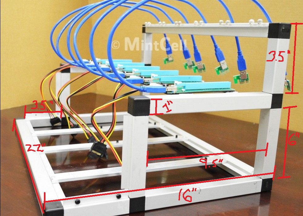 Best ideas about DIY Mining Rig Frame . Save or Pin Rig case designs — Ethereum munity Forum Now.