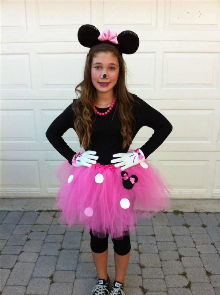 Best ideas about DIY Minnie Mouse Costume . Save or Pin Minnie Mouse Costume Halloween Costume DIY Now.